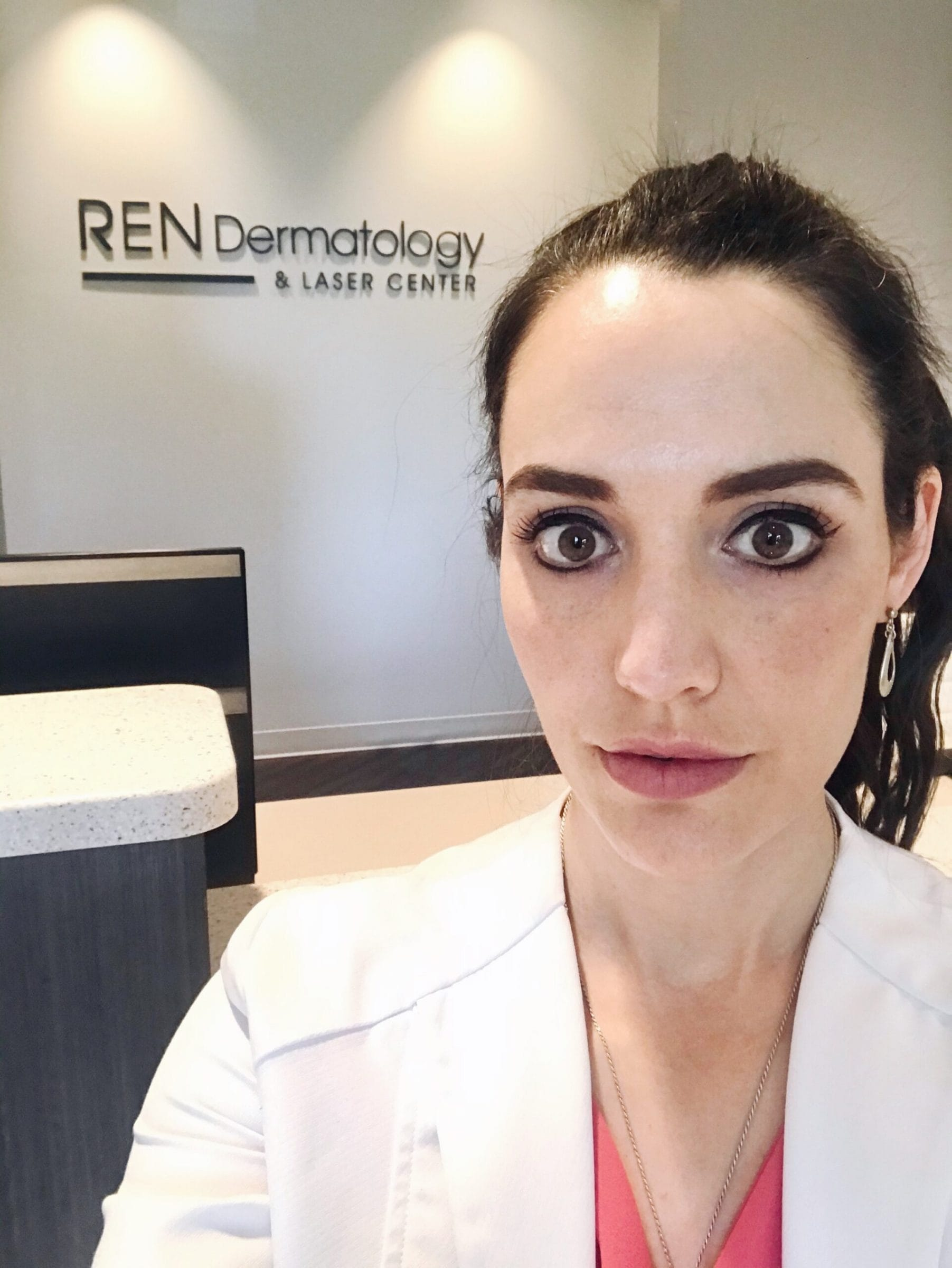 REN Dermatology on the News