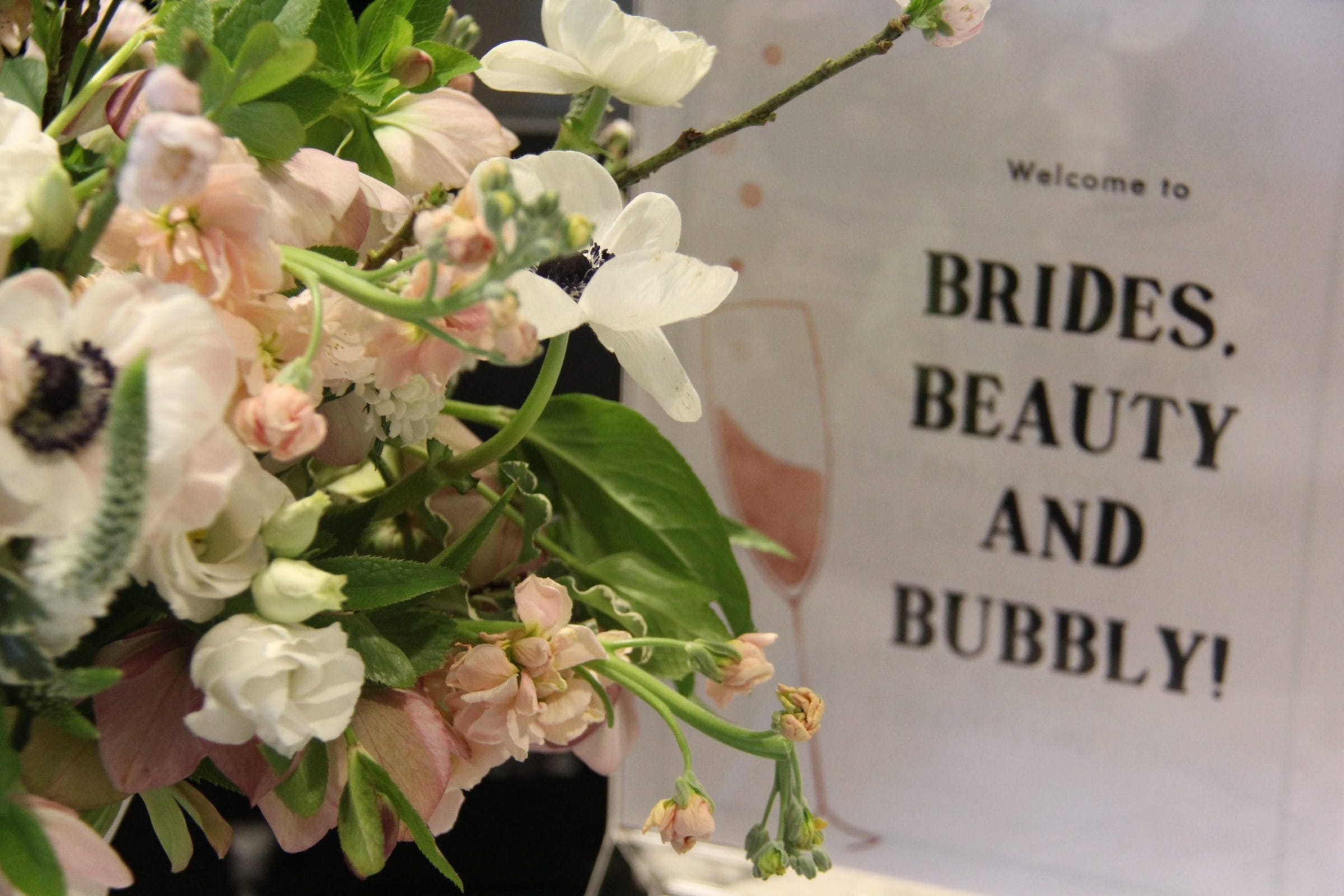 "An Evening of ""Brides, Beauty and Bubbly"""