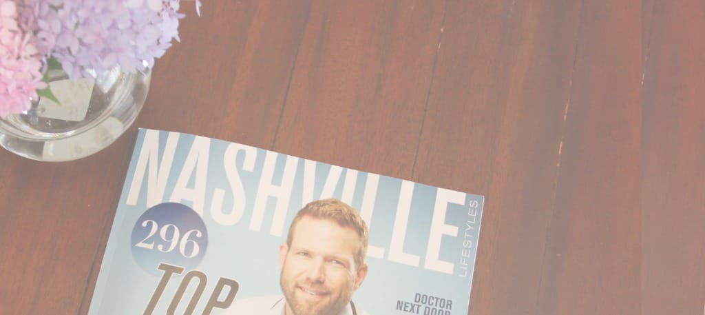Dr. Jennifer Lee Named Top Dermatologist by Nashville Lifestyles Magazine
