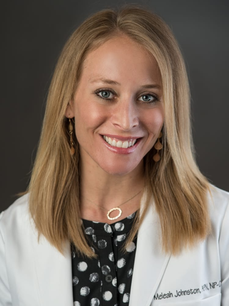 Get to know the REN providers: Meleah Johnston, Nurse Practitioner
