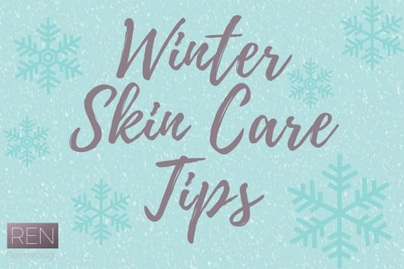 Winter Skin Care Tips From Dr. Lee