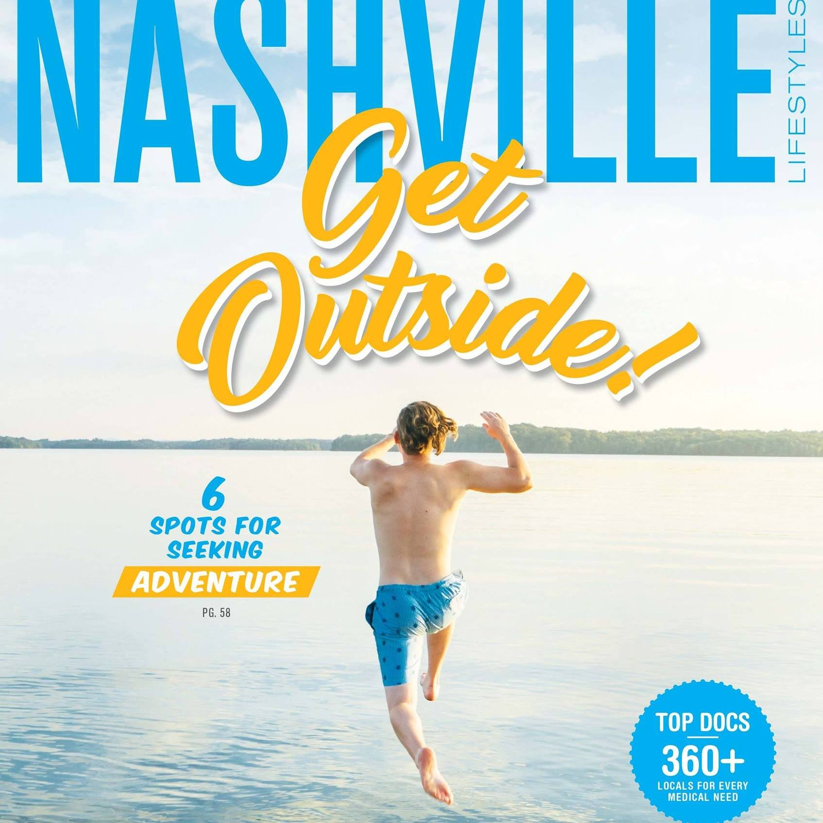 2017 Top Doctors, Nashville Lifestyles
