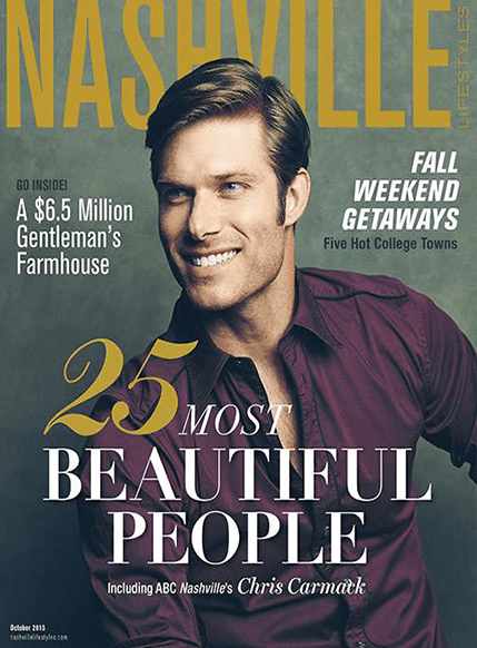 25 Most Beautiful People, Nashville Lifestyles